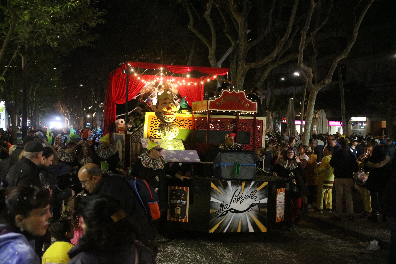 Carnaval 2020 · Rua de Lluïment