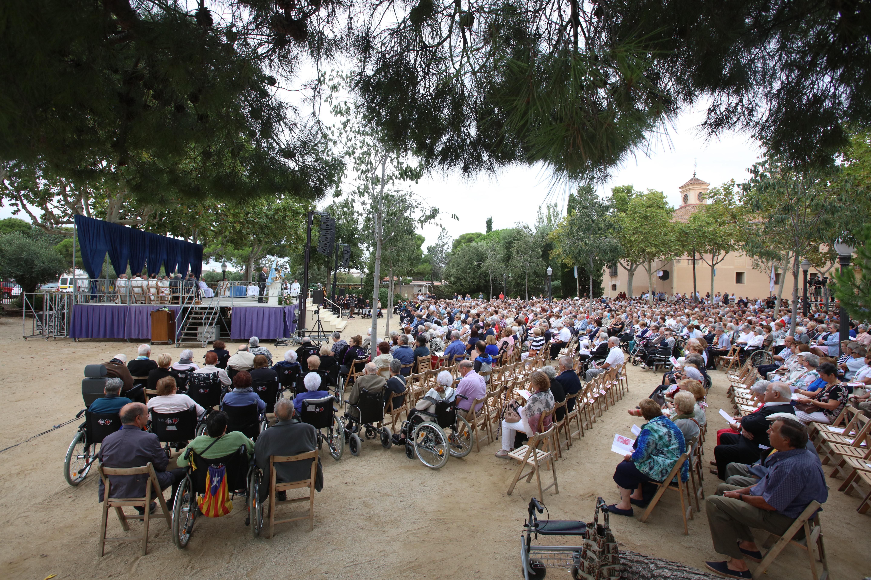 Missa de la 39a Trobada de Misericòrdies