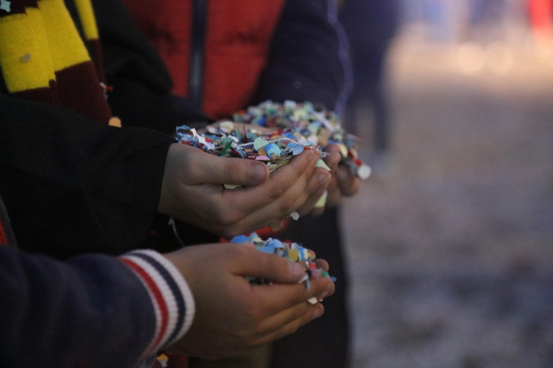 Carnaval 2020 · Batalla de Confeti