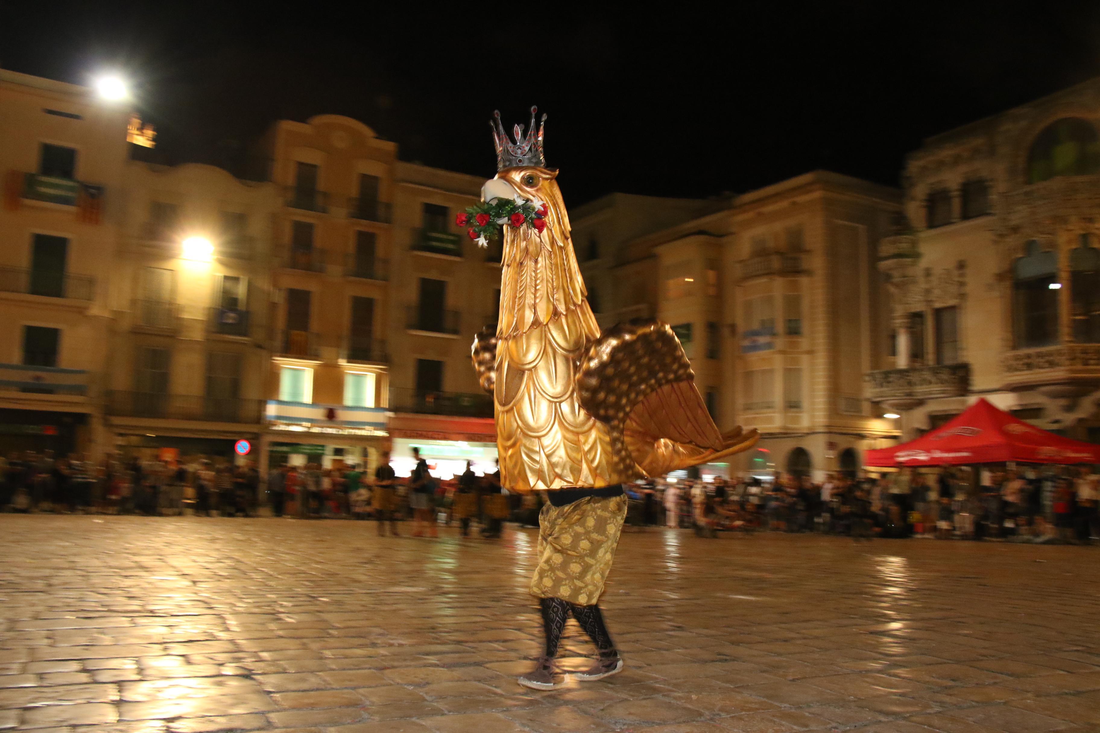 Toc de Festa i sortida del Seguici Festiu i altres elements