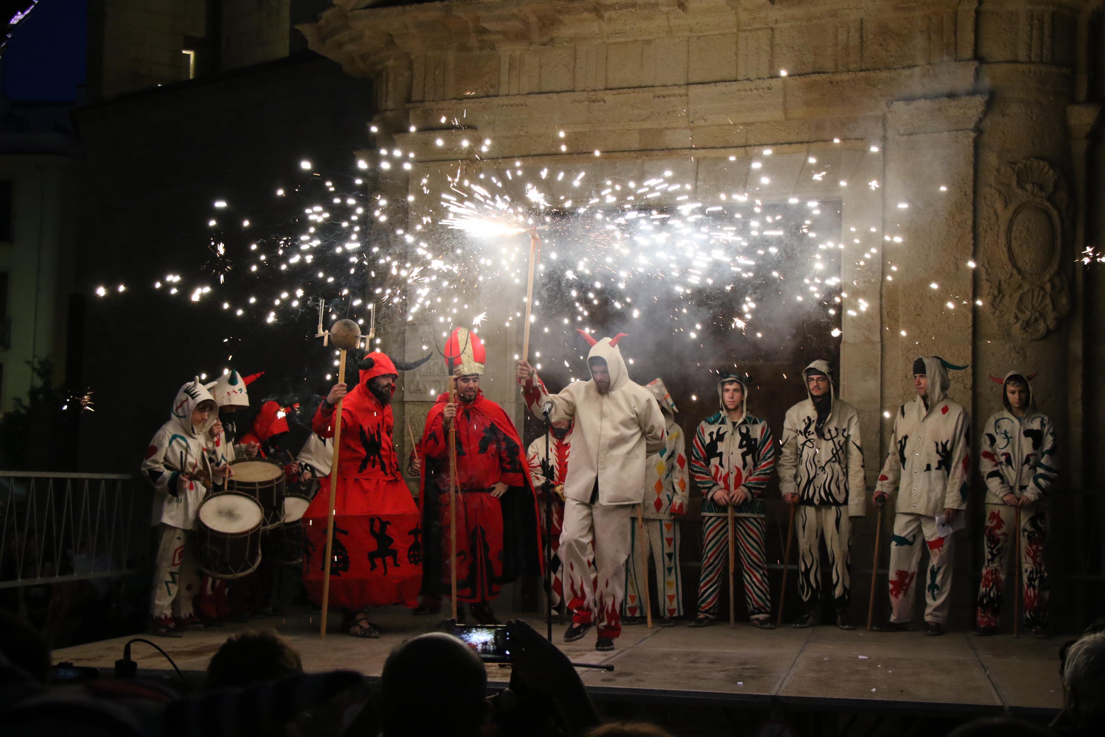 MISERICÒRDIA 2018 - Ball de Sant Miquel