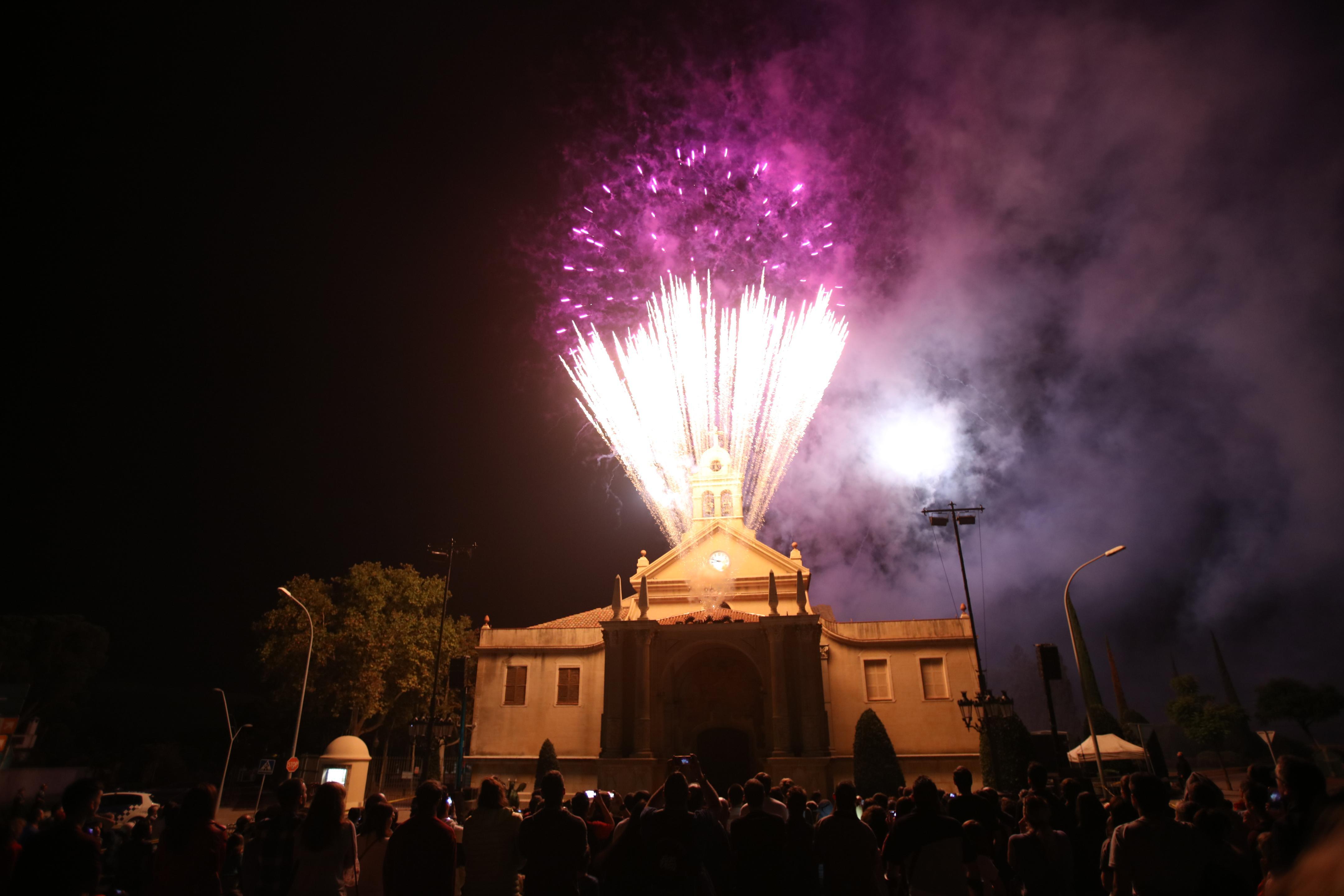 MISERICÒRDIA 2018 - Carretillada de Misericòrdia, encesa de la façana i mostra piromusical