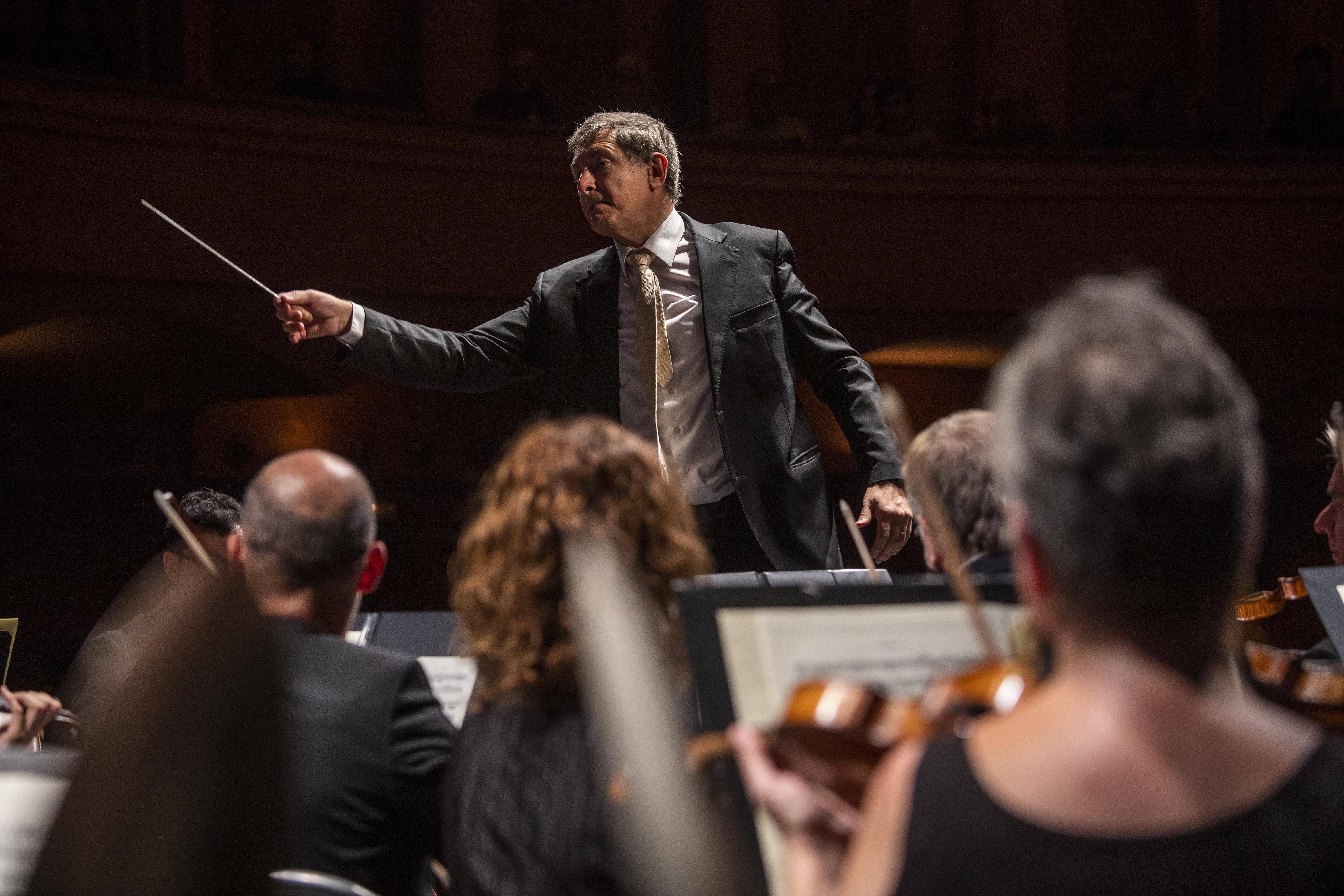 Concert Any Nou amb l'Orquestra Simfònica de Sant Cugat - CANVI D'HORA