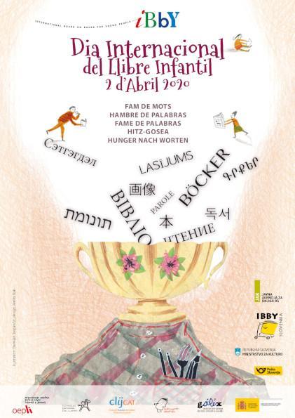 Dia internacional del llibre infantil