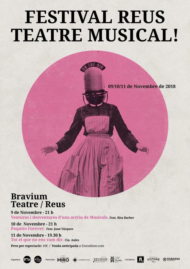 RTM 2018 (Reus Teatre Musical)