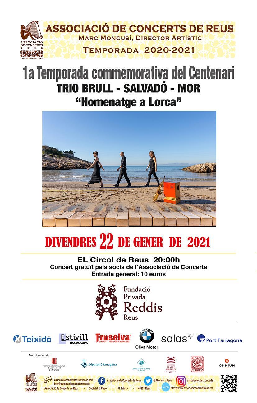Trio Brull - Salvadó - Mor: