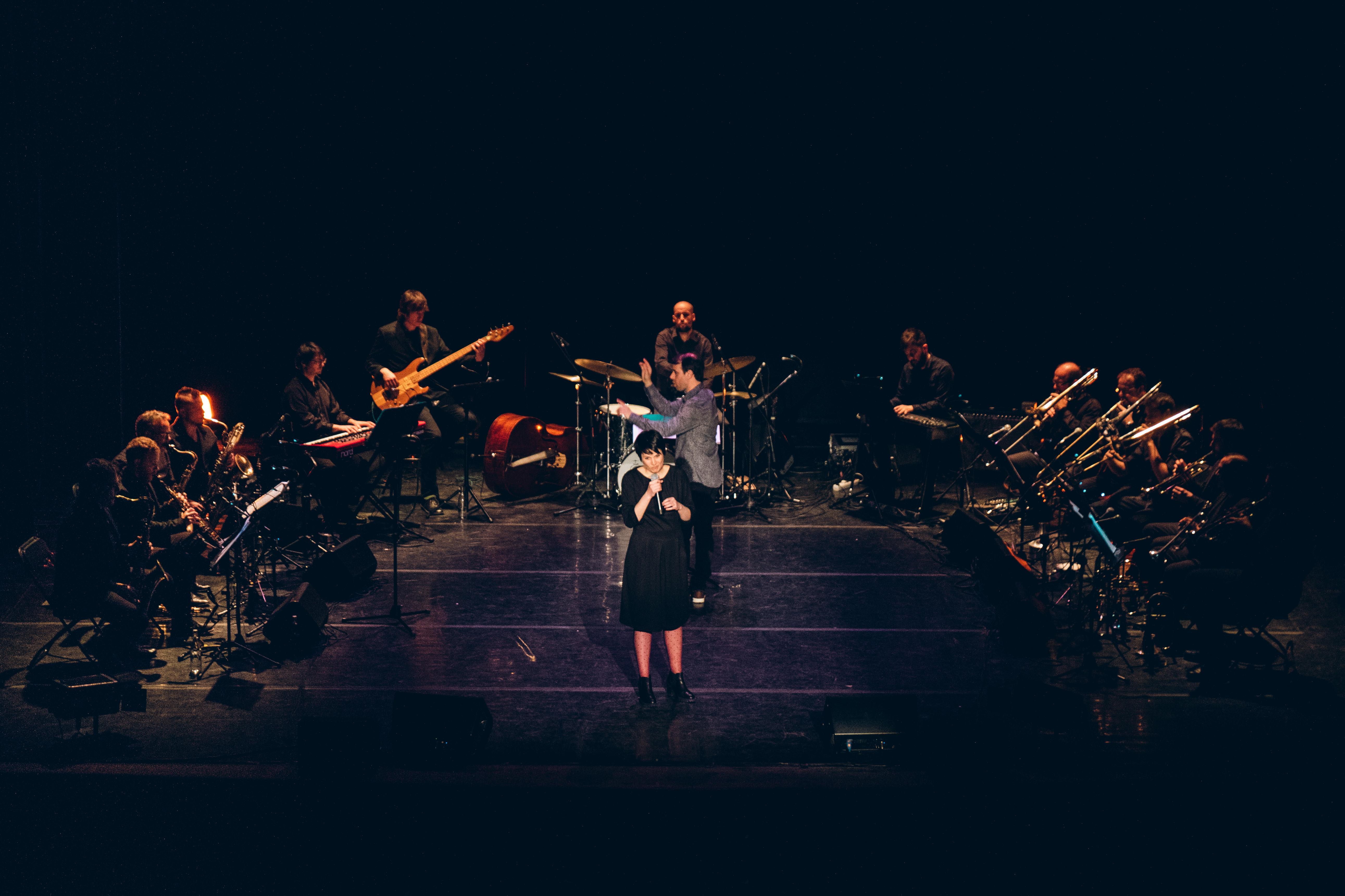 Anna Roig & Àlex Cassanyes Big Band Project