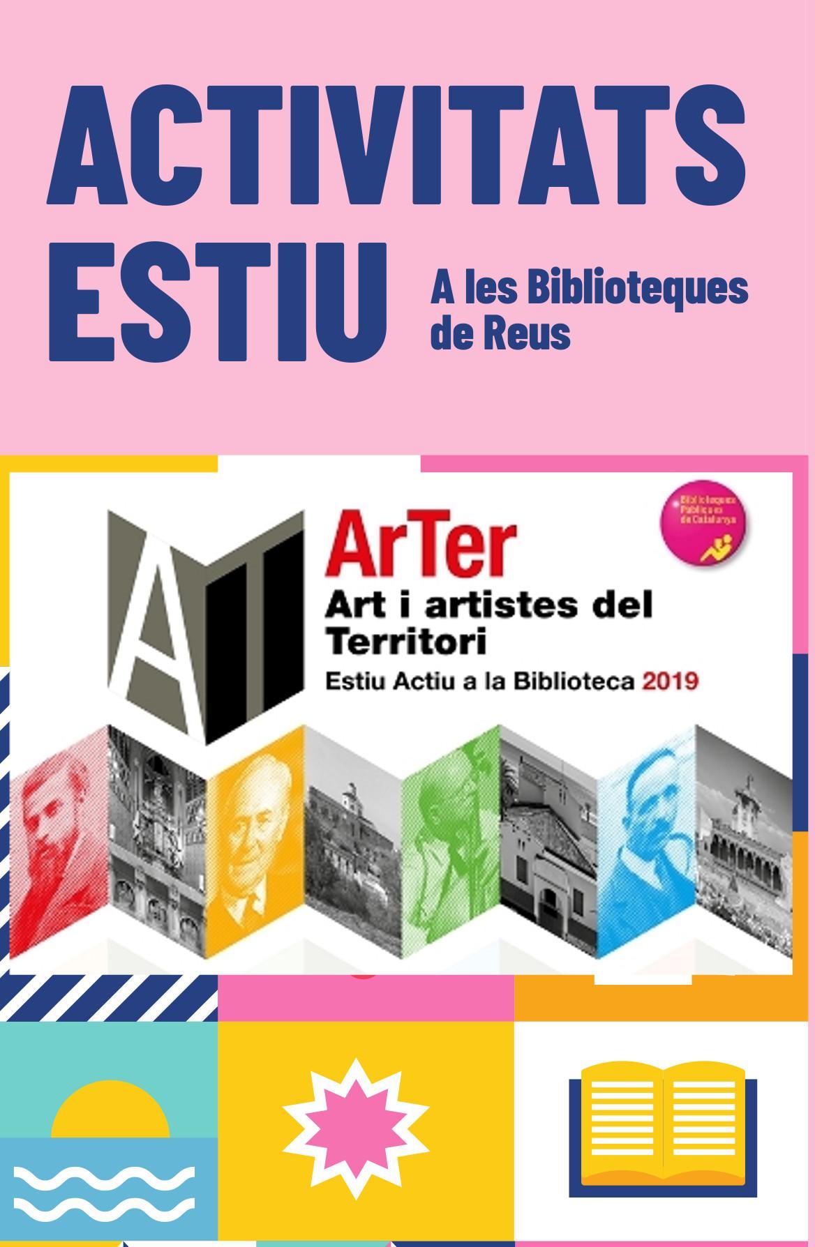 ArTer, art i artistes del territori