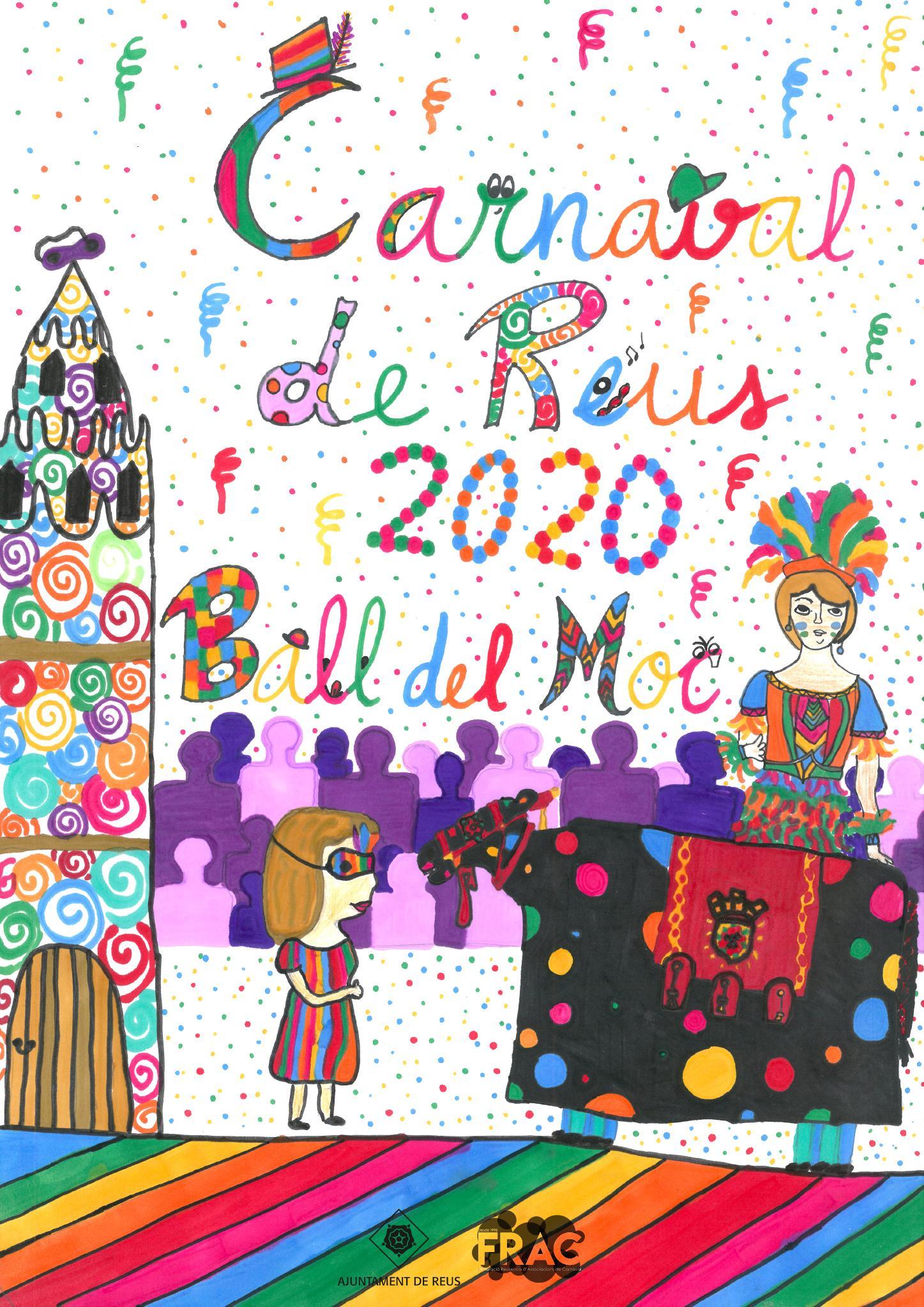 Carnaval 2020 · Ball del Moc