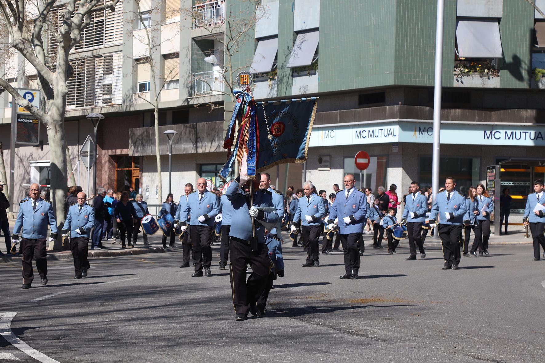 Sant Pere 2021: concert amb la Banda de Cornetes i Tambors Verge de Misericòrdia i la Banda de Cornetes i Tambors La Verònica