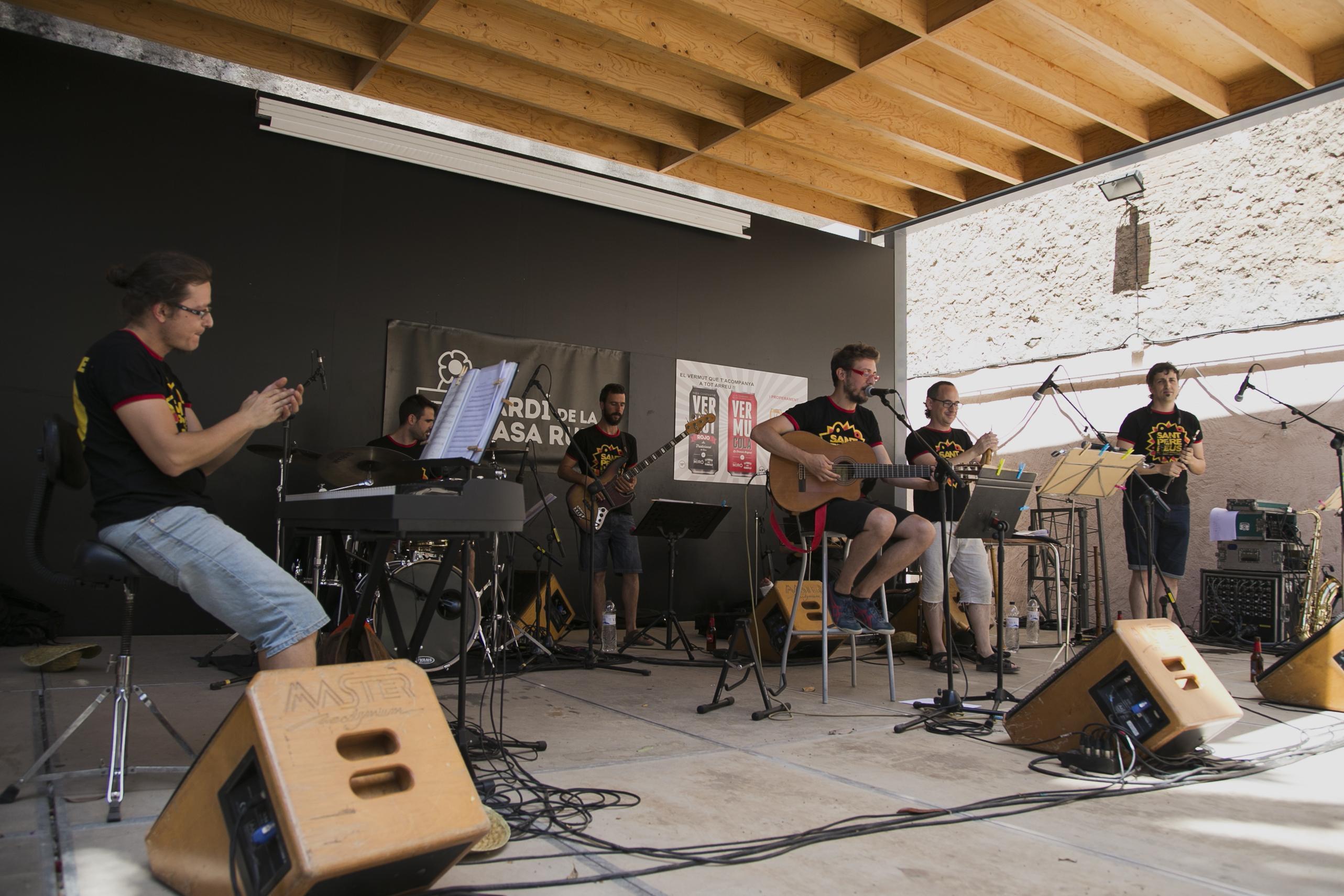 Sant Pere 2021: concert vermut amb la Banda de la Festa Major