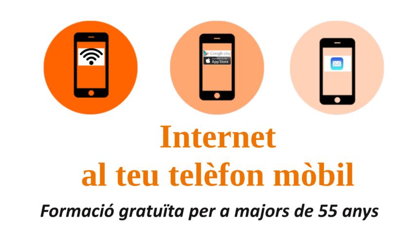 Taller internet al teu telèfon mòbil