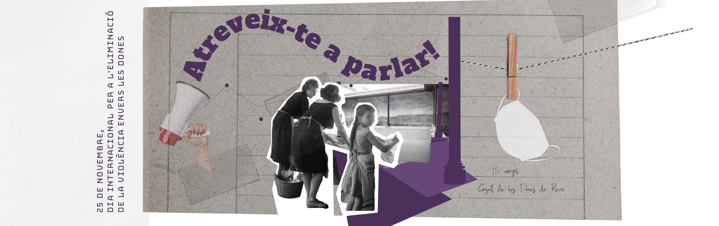 Dia Internacional per a l'Eliminació de la Violència envers les Dones, 25 de novembre