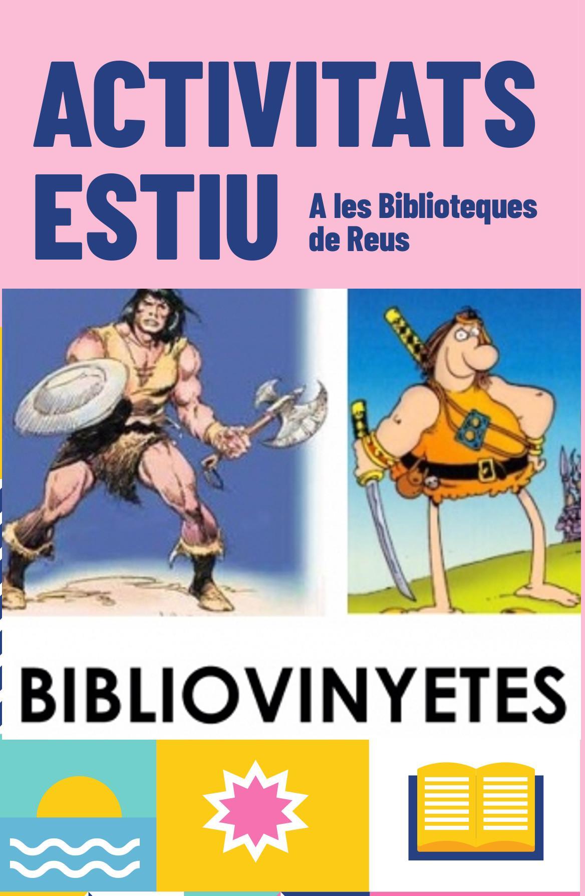 Taller de Bibliovinyetes