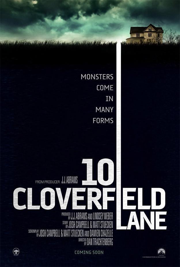 CICLE DE CINEMA FANTÀSTIC - Calle Cloverfield 10