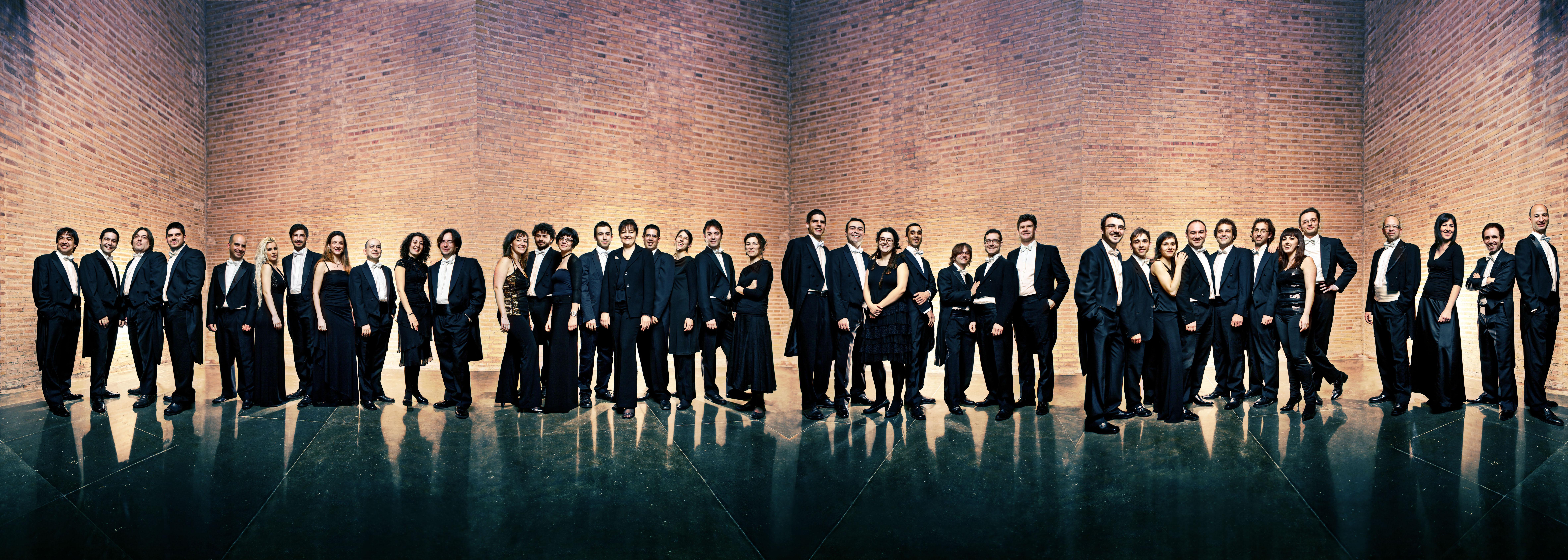 Orquestra de l´Associació de Concerts-Camerata XXI