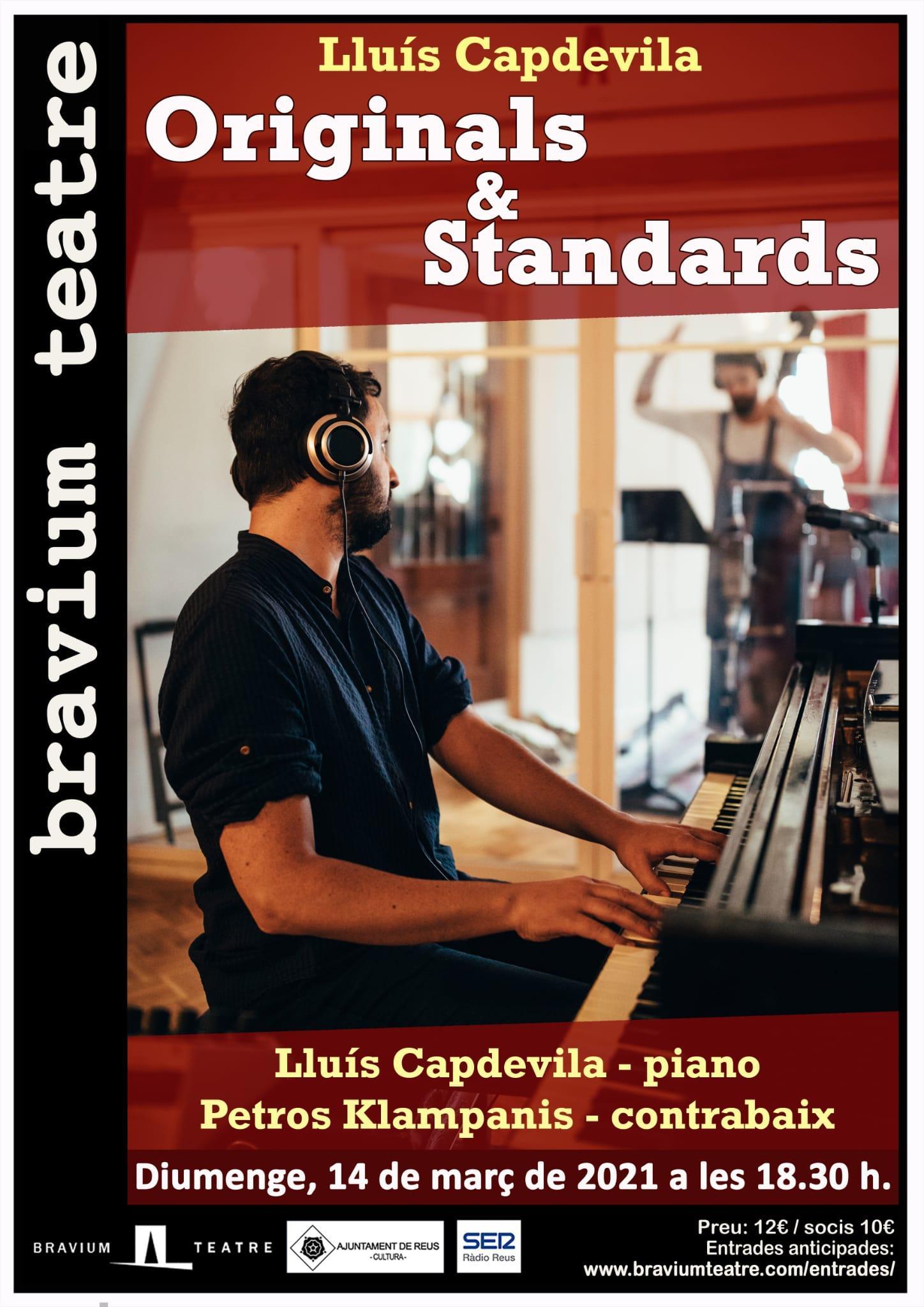 LLUÍS CAPDEVILA ORIGINALS&STANDARDS