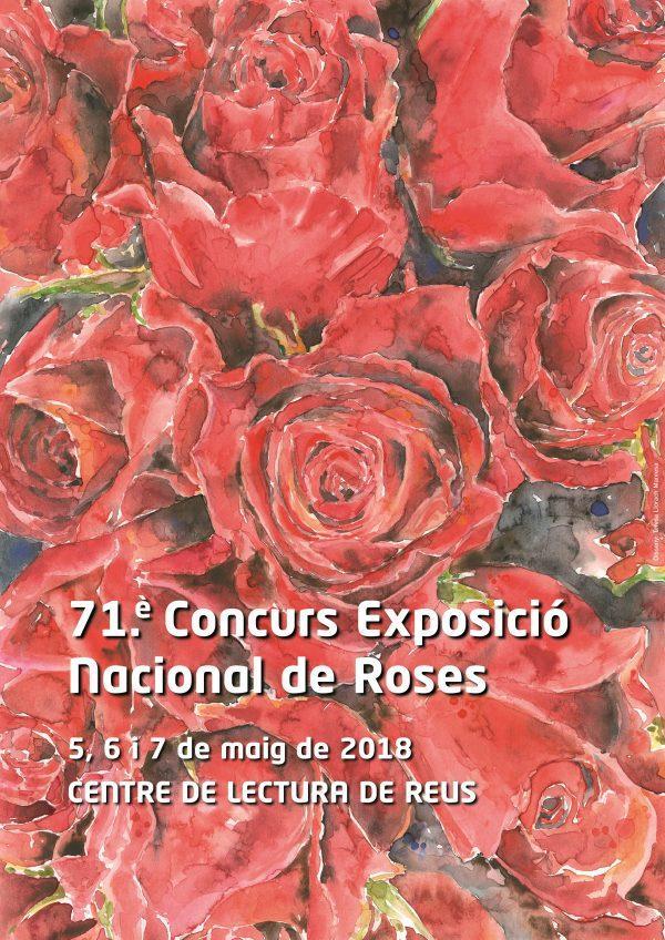 71è Concurs Exposició Nacional de Roses