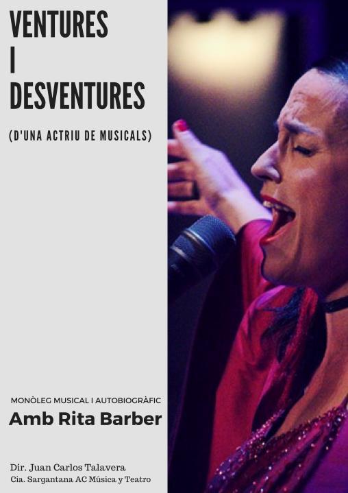 RTM 2018 - Ventures i desventures d'una actriu de musicals