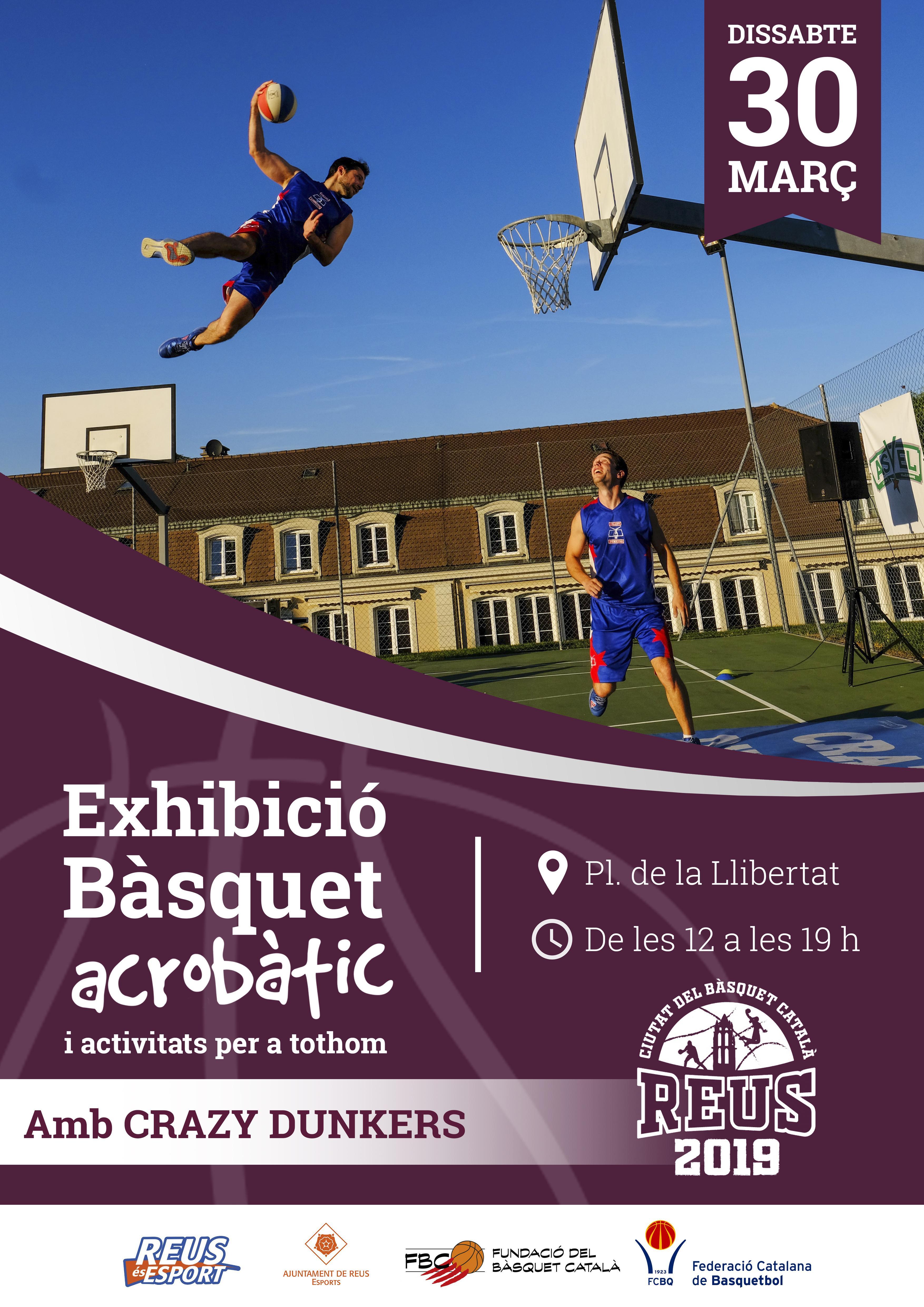 Bàsquet acrobàtic
