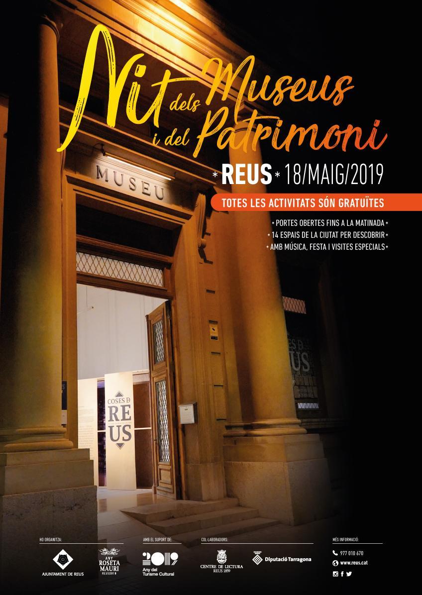 Nit dels Museus i del Patrimoni 2019