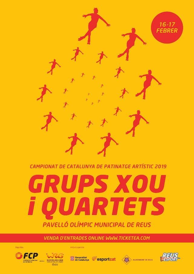 Campionat de Catalunya de patinatge artístic 2019