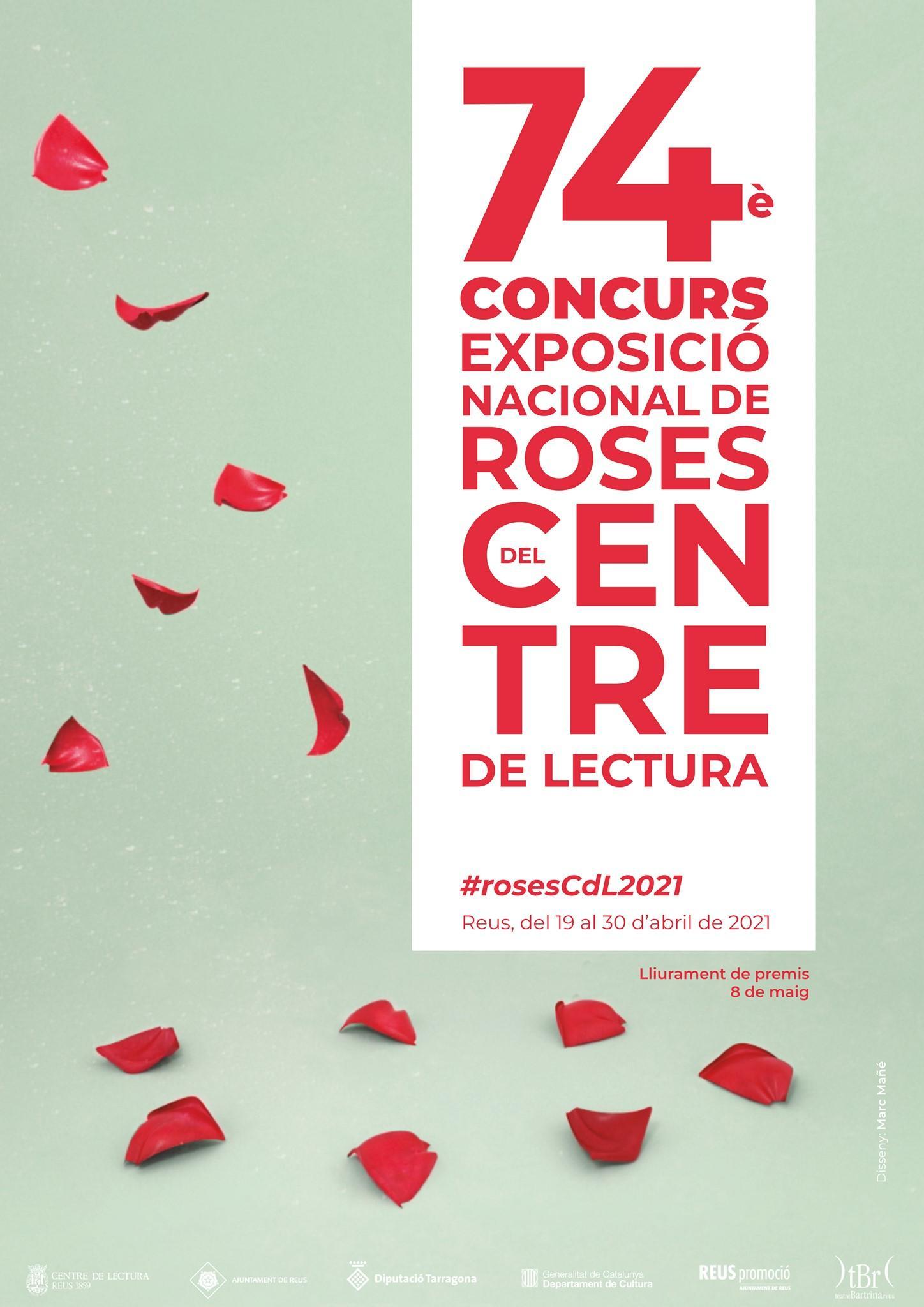 74è Concurs Exposició Nacional de Roses