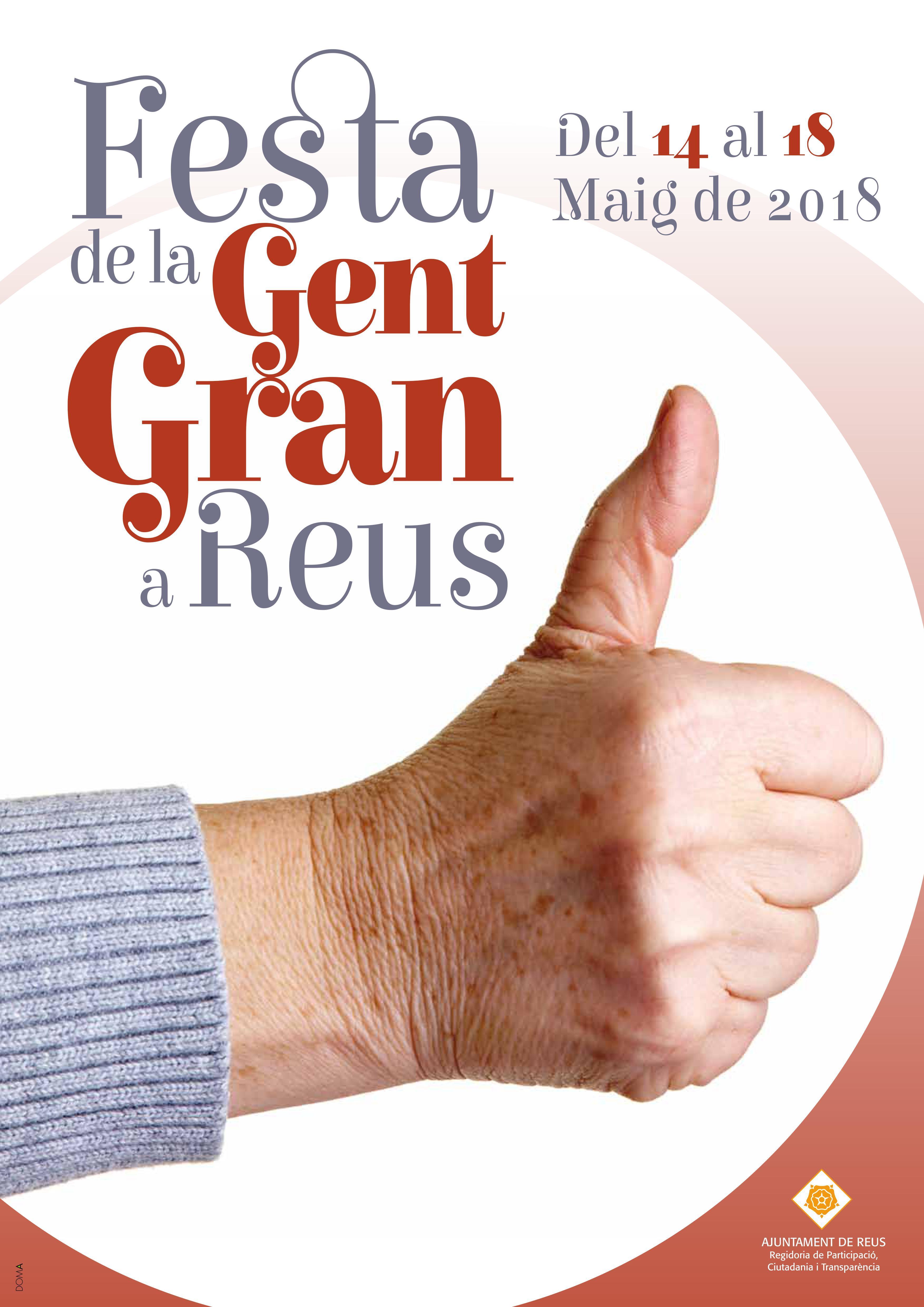 Representació teatral i cloenda Festa de la Gent Gran