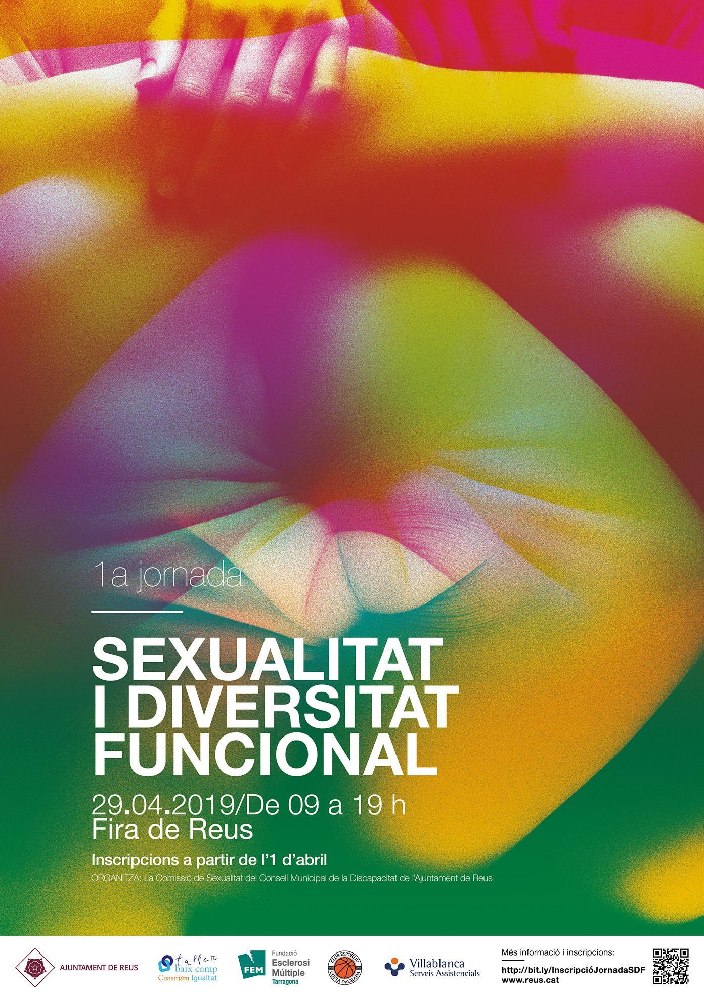 Jornada sexualitat i diversitat funcional