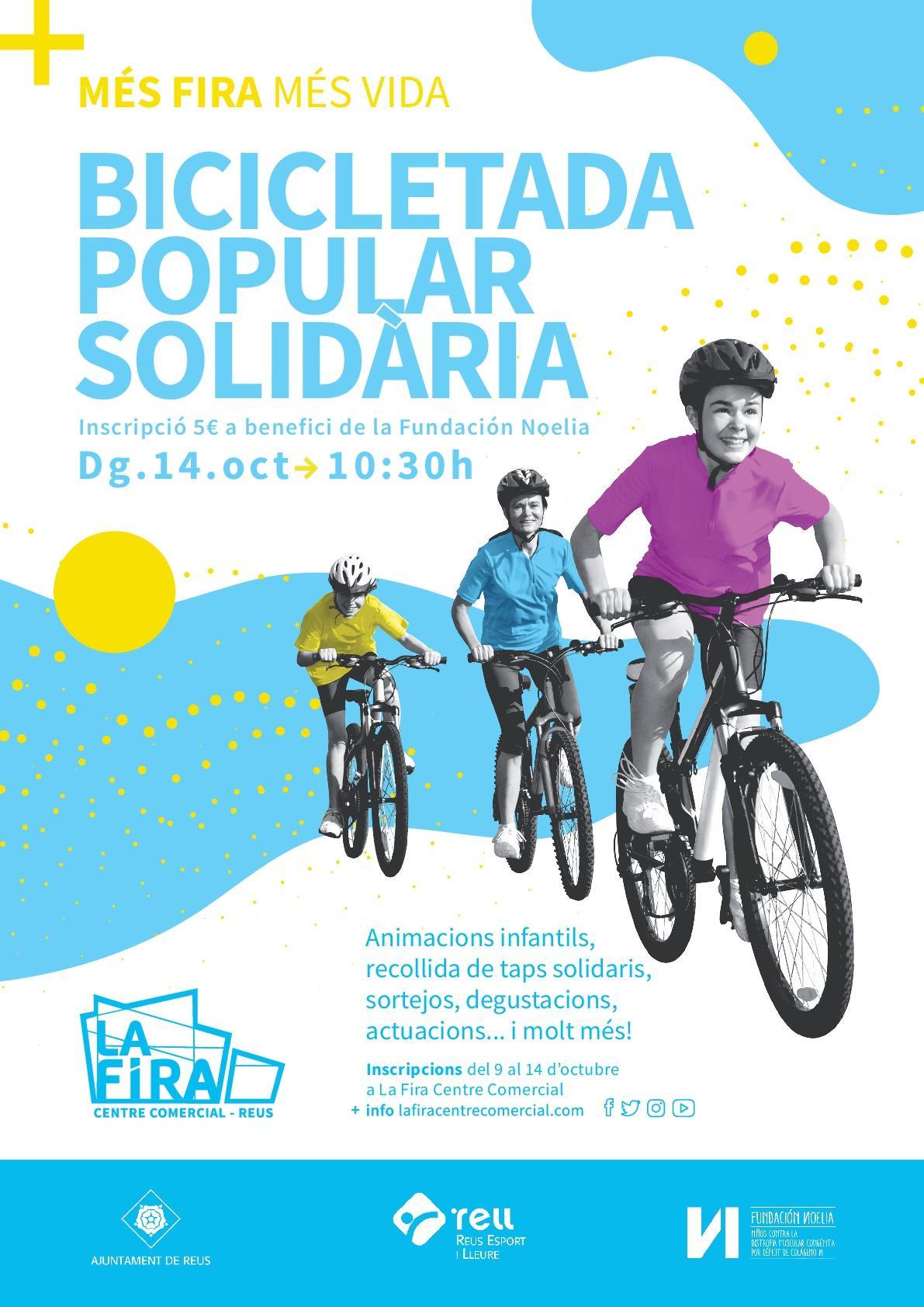 Bicicletada Popular 2018