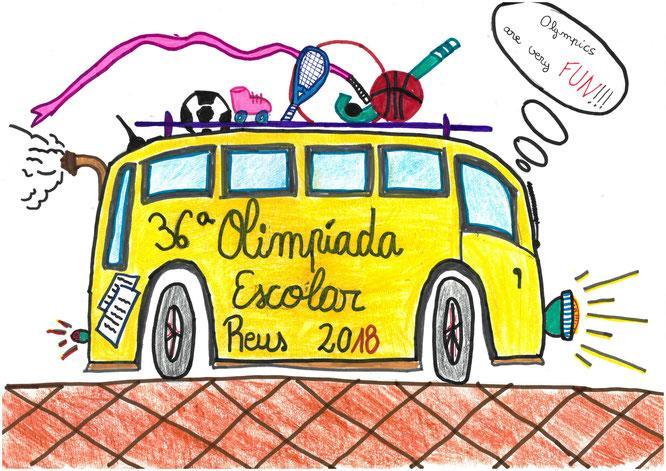 Inauguració Olimpíada Escolar 2018