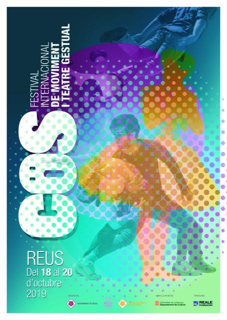 COS 2019 · Festival Internacional de Moviment i Teatre Gestual