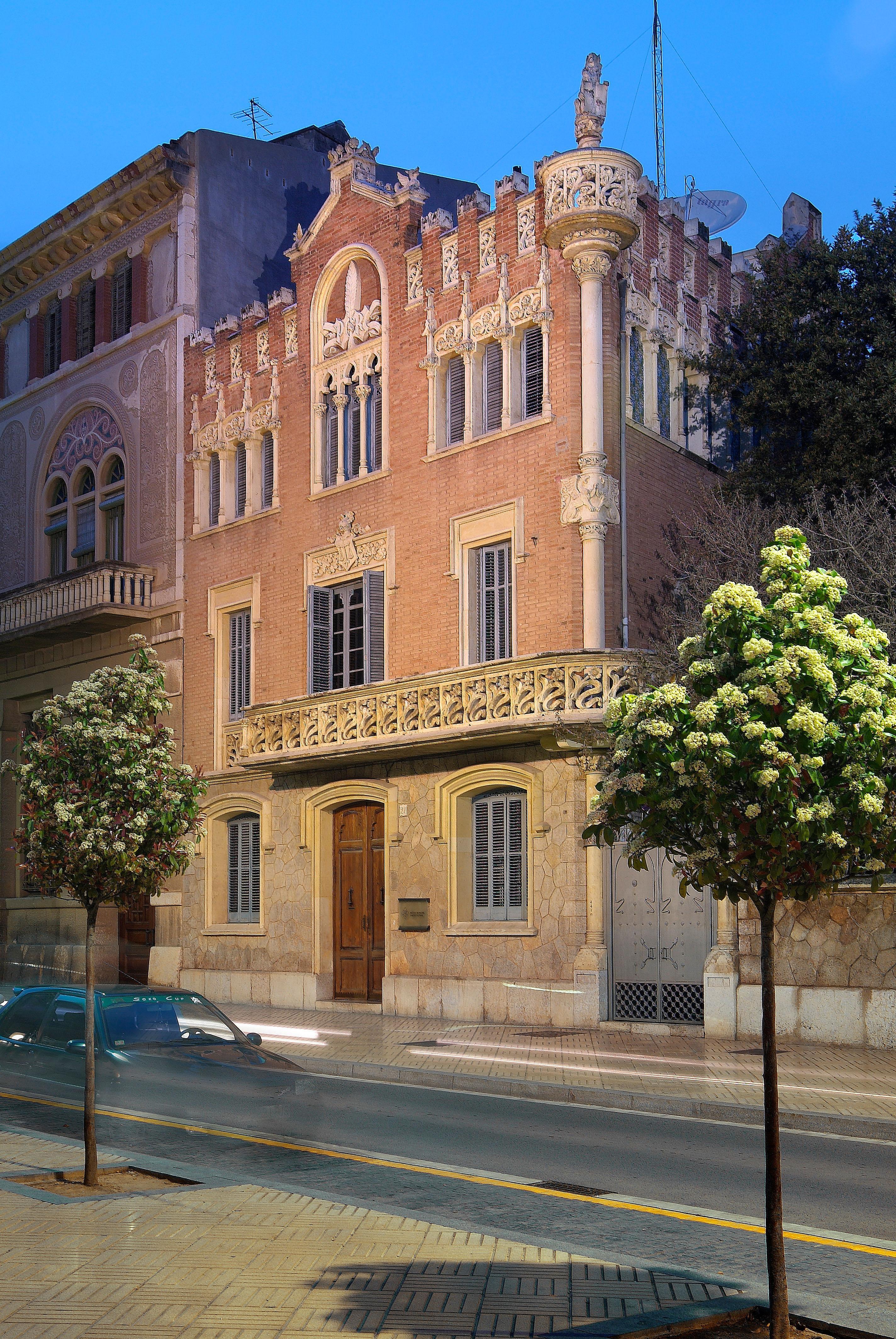 Nit dels Museus i del Patrimoni: Jardí de la Casa Rull