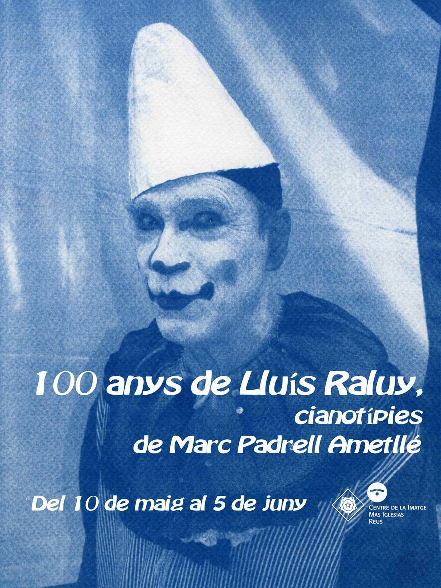 Inauguració de l'exposició «100 anys de Lluís Raluy, cianotípies» de Marc Padrell Ametllé