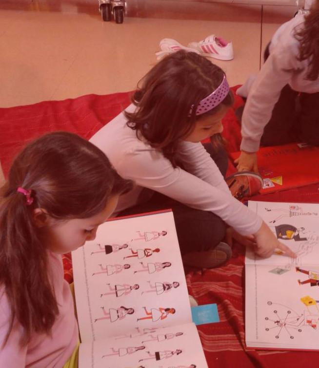 Club lectura Vermell «Sant Jordi»