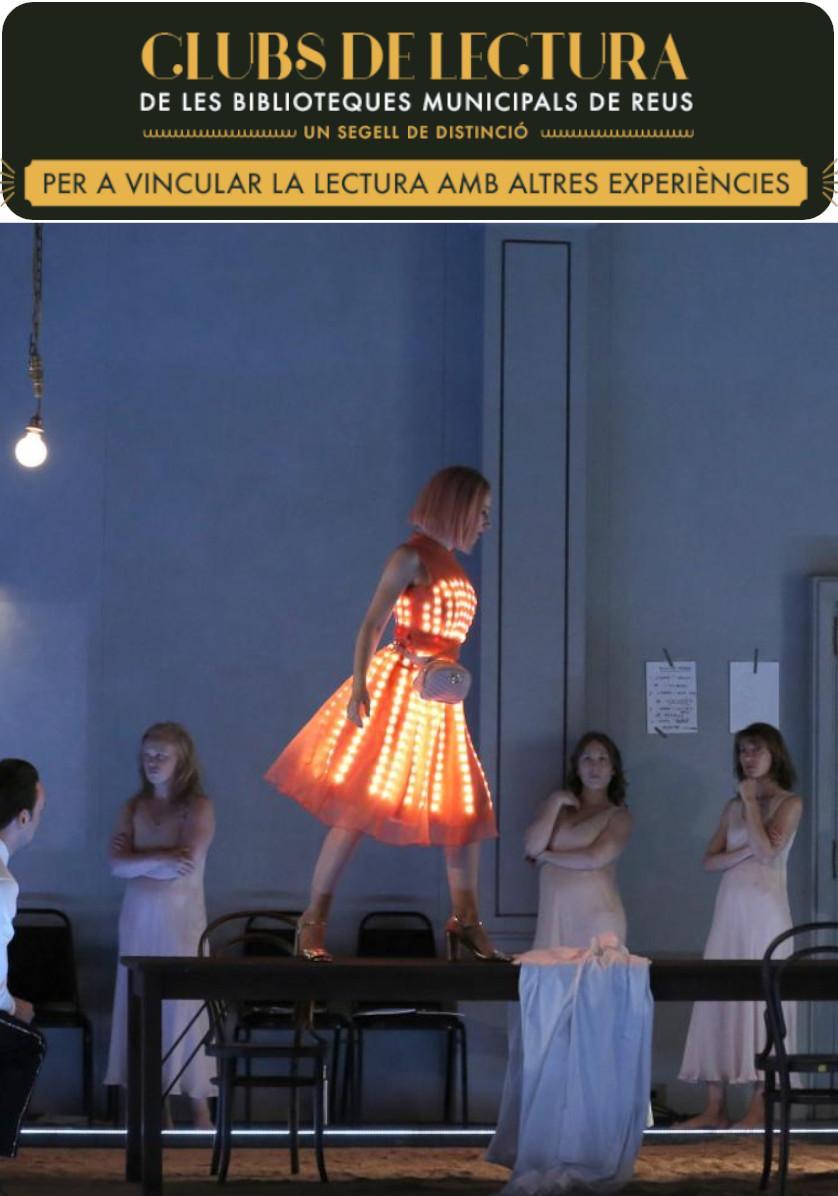 Club BibLiceu: Ariadne auf Naxos de Strauss