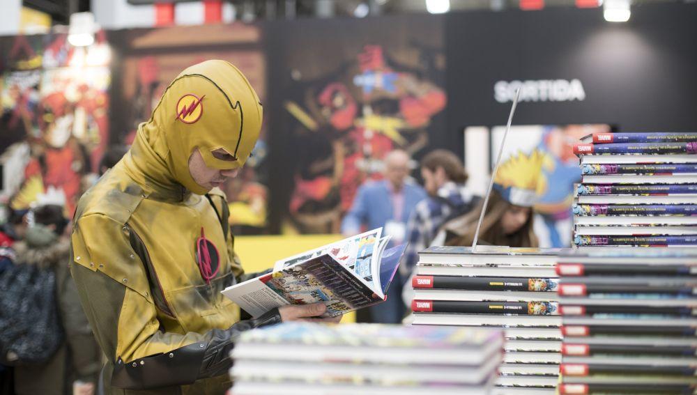 MISERICÒRDIA 2018 - 1a Fira del Còmic i el Col·leccionista