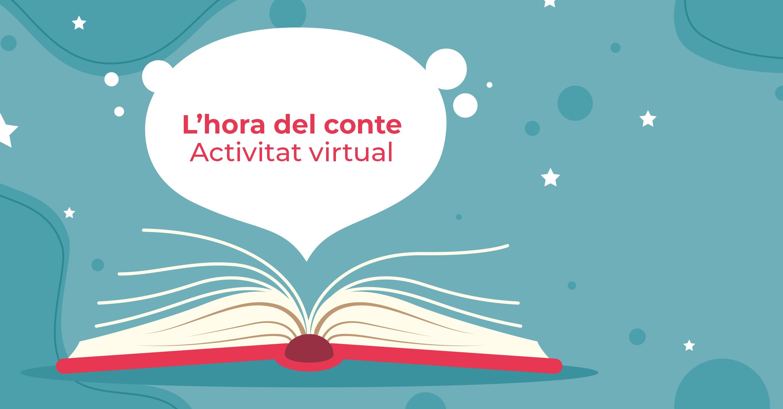 L'Hora del Conte Solidari  - Activitat Virtual