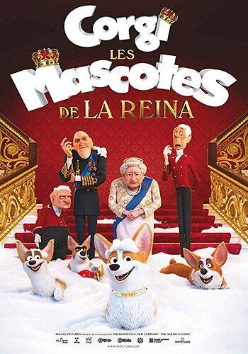 Corgi, les mascotes de la reina, dins del Cicle de Cinema en Català (CINC) de Reus