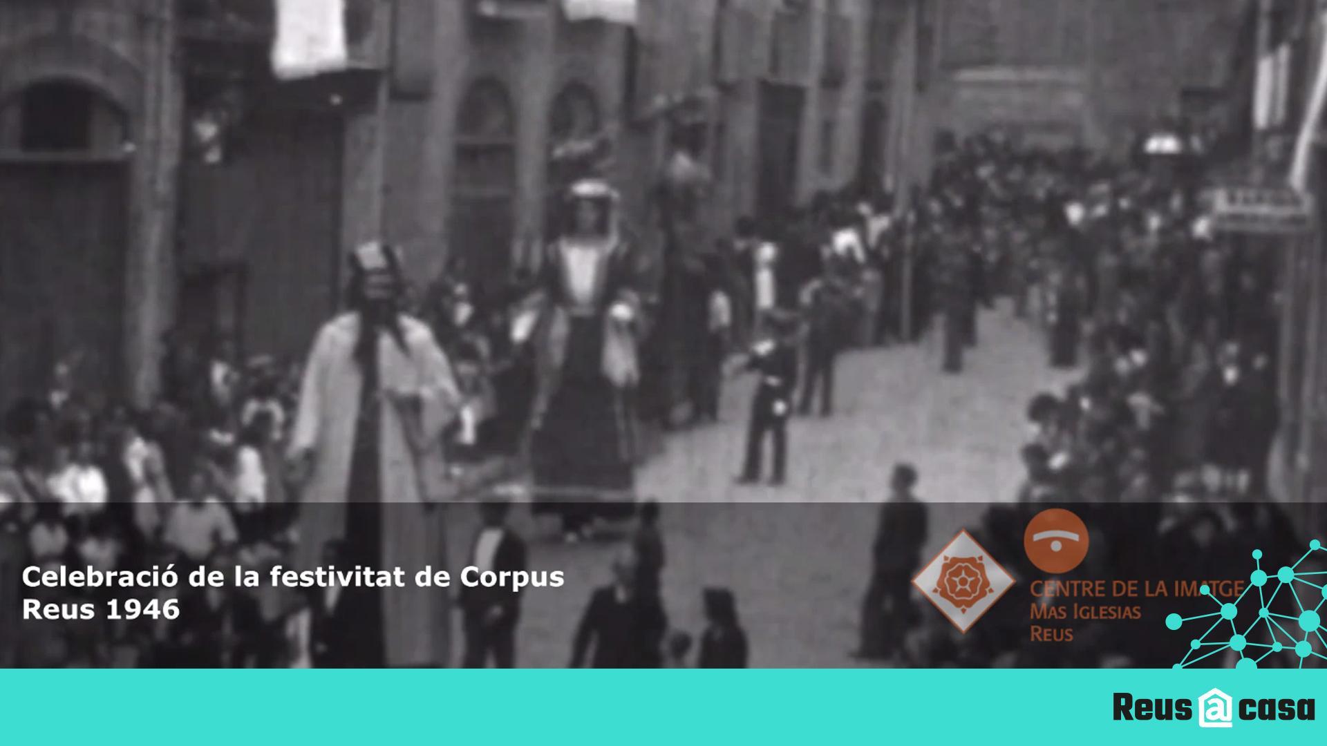 Reviure Reus: Corpus
