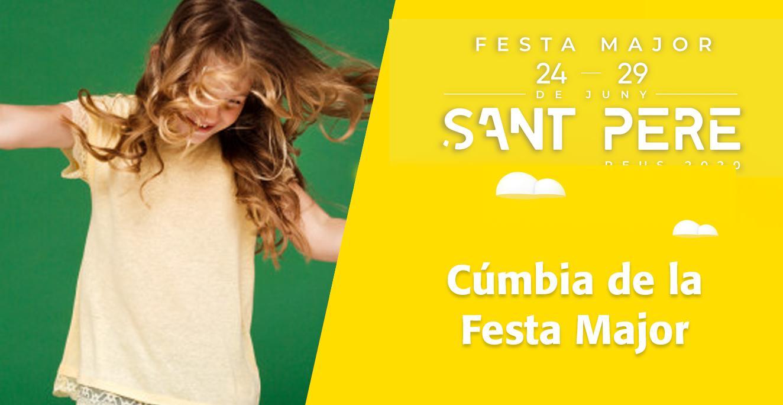 Sant Pere 2020: Cúmbia de la Festa Major