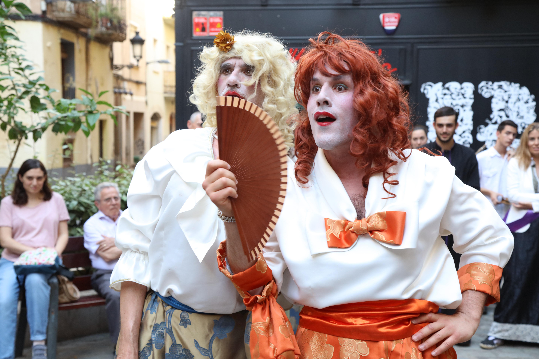 Sant Pere 2021: actuació completa del Ball parlat de Dames i Vells