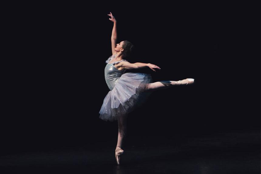 Espectacle de dansa «La força del vent»
