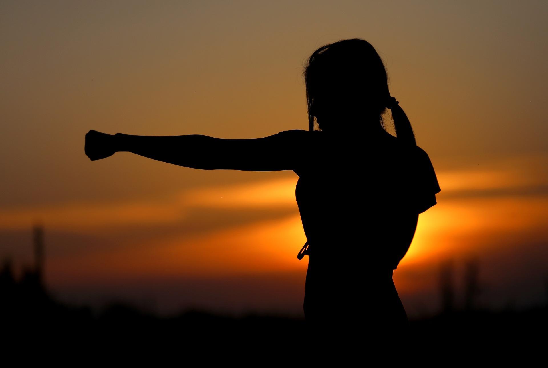 Taller de defensa personal per a noies