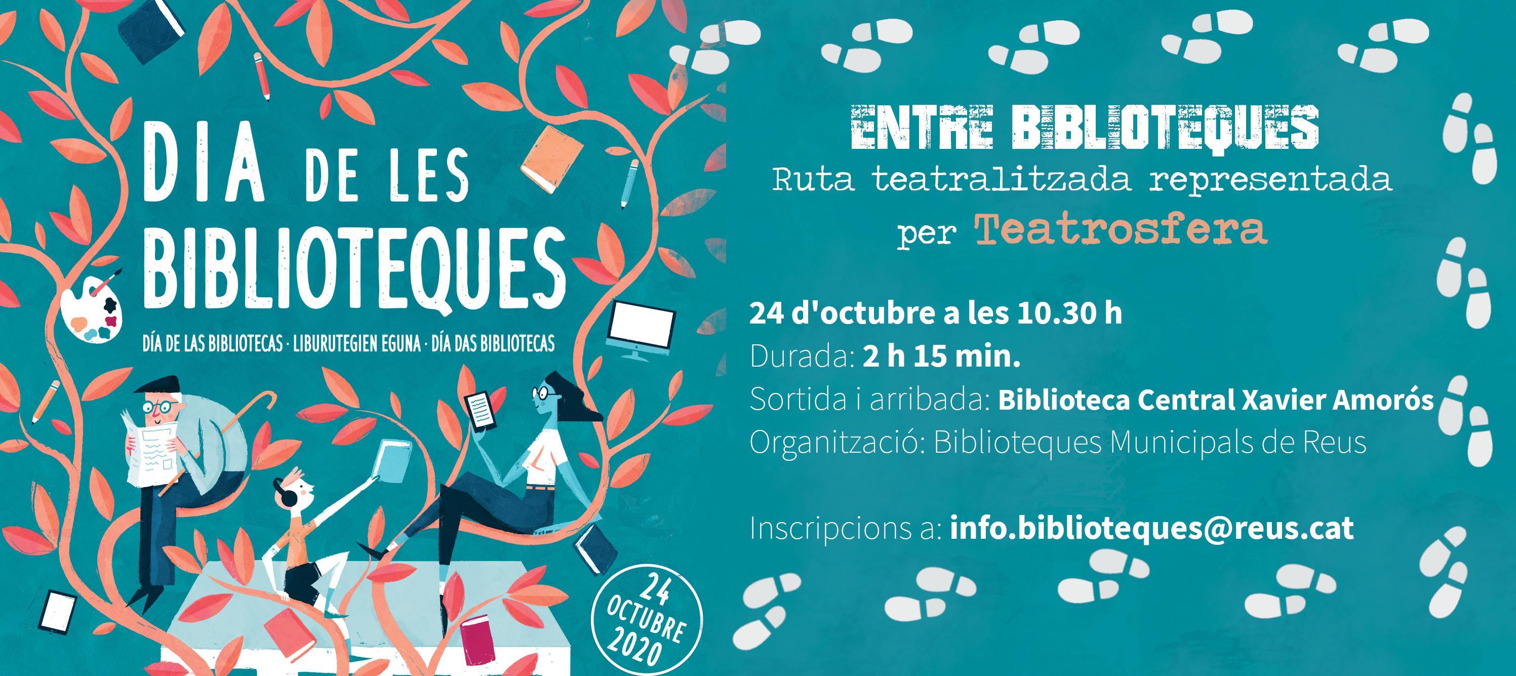 Biblioteca Central Xavier Amorós: Celebració del dia de la Biblioteca PúblicaE