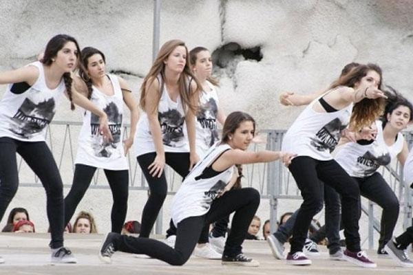Mostra de hip-hop al carrer