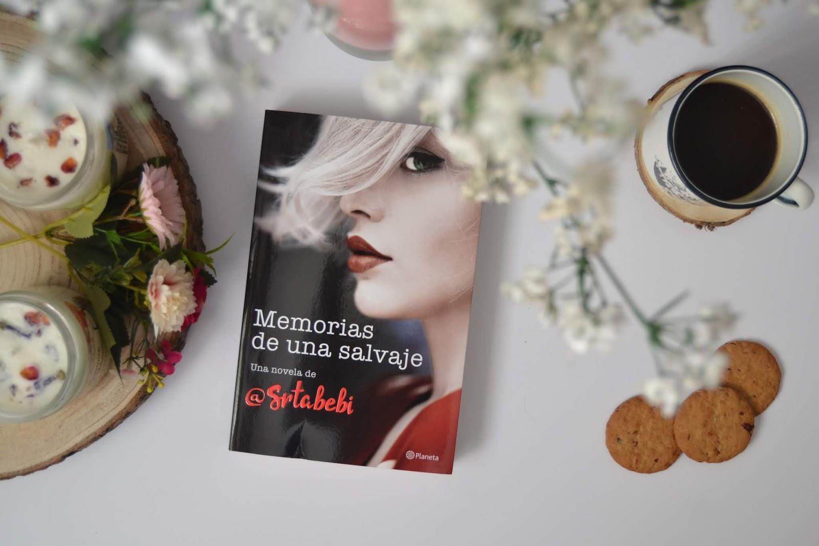 Club Paraules Violetes: Memorias de una salvaje, de Bebi Fernández