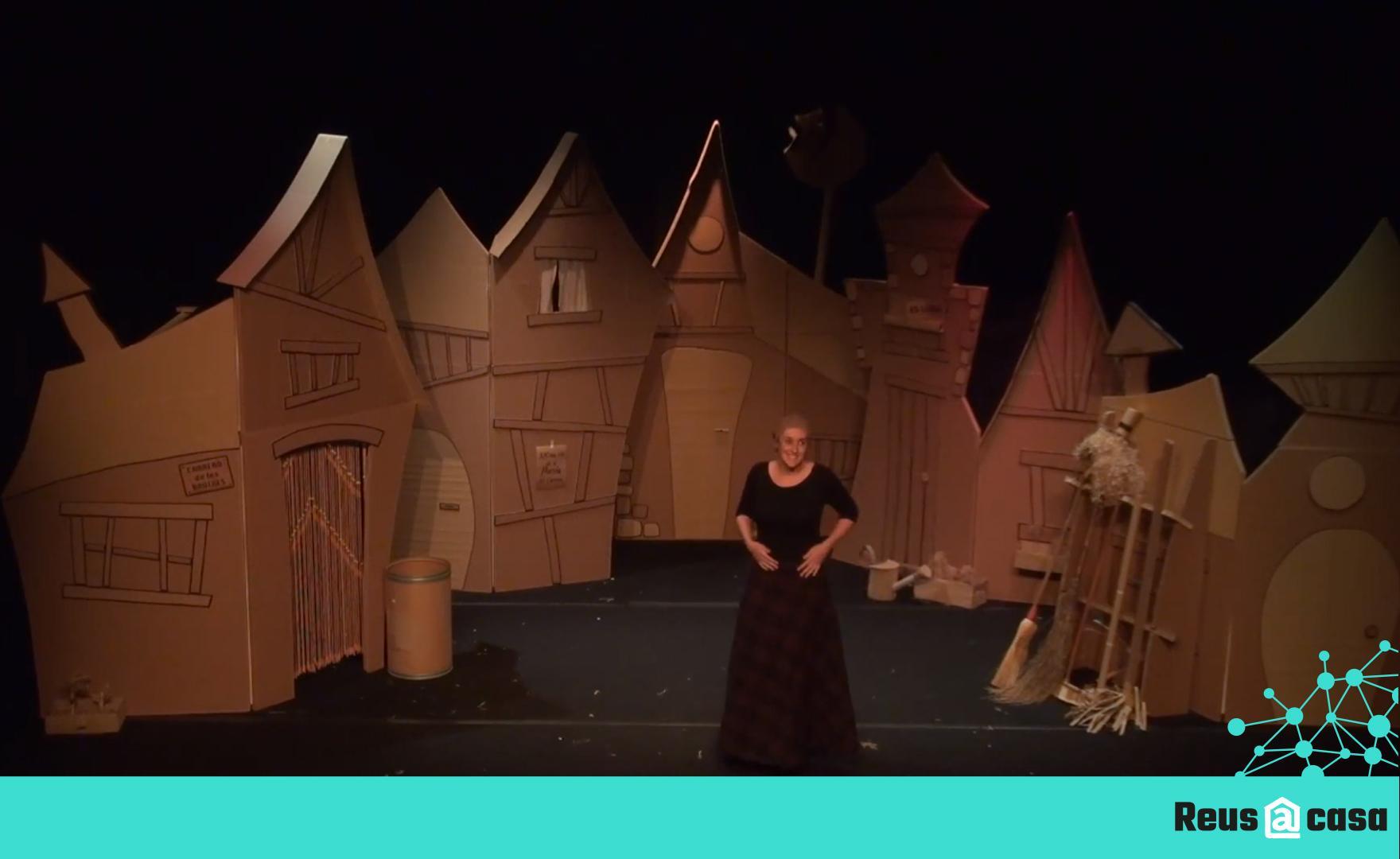 Teatre: El Carreró de les Buixes