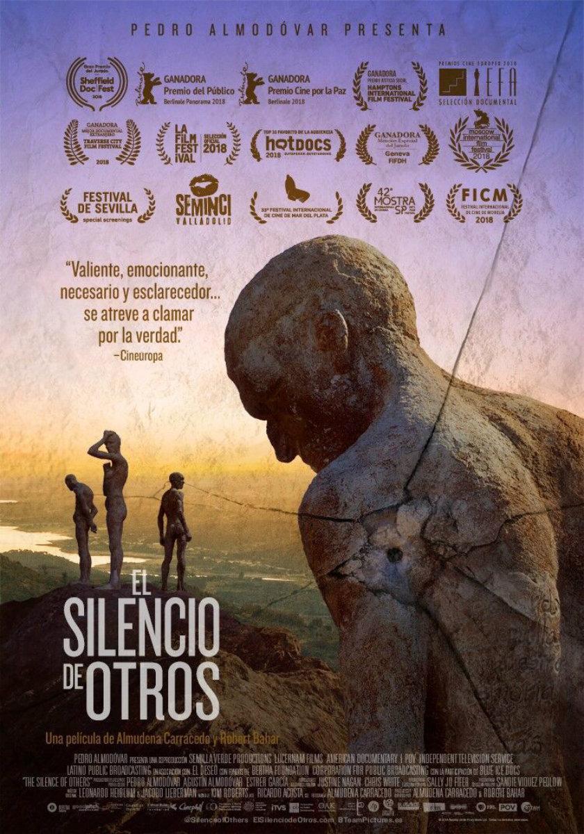 Projecció «El silencio de otros»