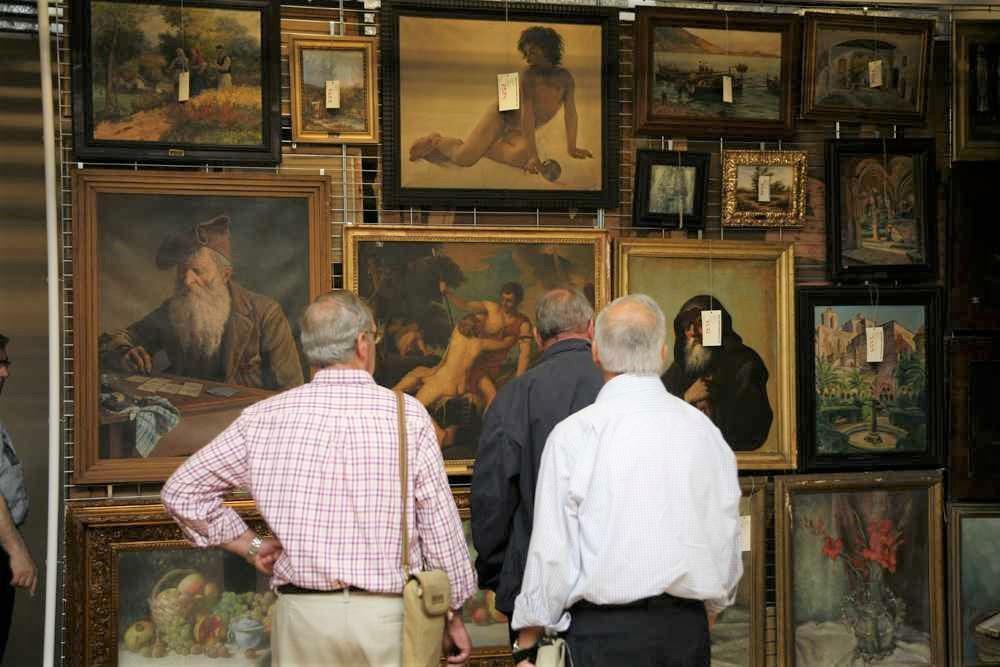 DIM21 Els Museus per dins. Reserves d'art